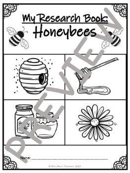 Small Crawling & Flying Creatures (HONEY BEES) - An Alberta Grade 2 Science Unit