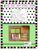 Small Decimal Place Value Cards
