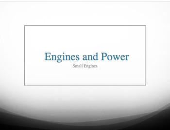 Small Engines (4 Stroke) Mini Unit
