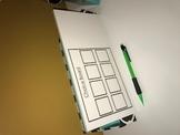 Small Foam Choice Board