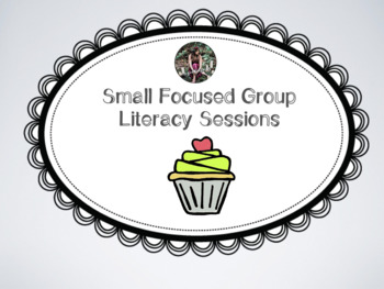 Small Focused Literacy Groups