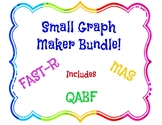 Small Graph Maker Bundle Includes FAST-R, MAS, and QABF
