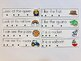 Small Group Alphabet Fluency Strips BUNDLE / Phonics