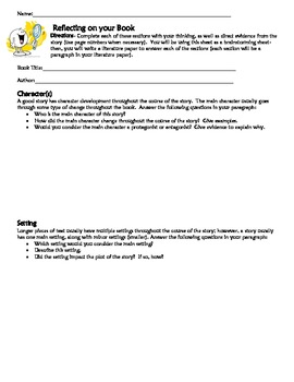 Small Group Book Higher-Level Reflection & Follow-Up