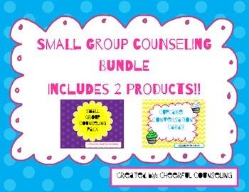 Small Group Counseling Bundle