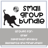 Small Group Bundle: grief, resilience, and anxiety