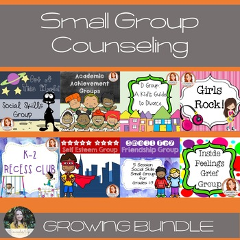 Small Group Growing Bundle