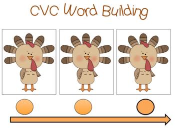Small Group CVC Word Play