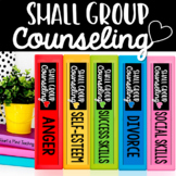 Small Group Counseling Curriculum BUNDLE for Distance Learning
