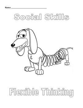 Small Group & Individual Counseling: Social Skills Activit