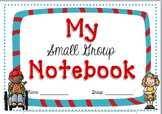 Small Group Counseling Notebook