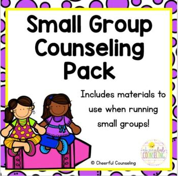Small Group Counseling Pack
