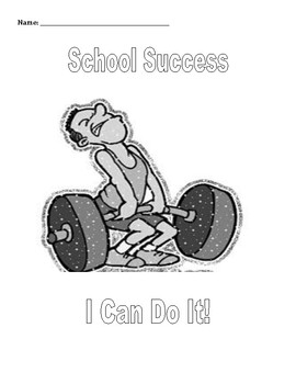 Small Group & Individual Counseling: School Success Activities Packet