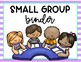 Small Group Data