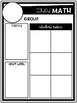 Small Group Data Binder