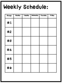 Small Group Data Binder- Kindergarten and First Grade