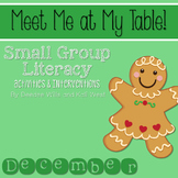 Small Group December~ Meet Me At My Table