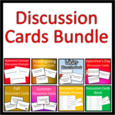 Small Group Discussion Cards