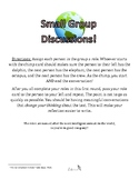 Small Group Discussion Protocol