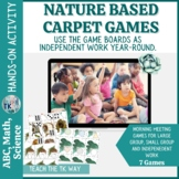 Small Group Games -Distance Learning Adaptable- Nature Bas