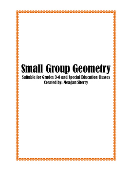 Small Group Geometry