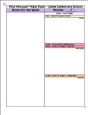 Small Group Lesson Plan Template (Microsoft Word .dox)