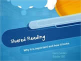 Shared Reading Presentation