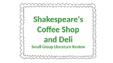 Small Group Literature Review- Coffee Shop