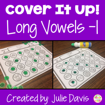 Small Group Long Vowel I Worksheets and Activities