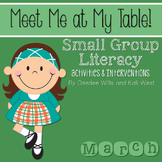 Small Group March~ Meet Me At My Table