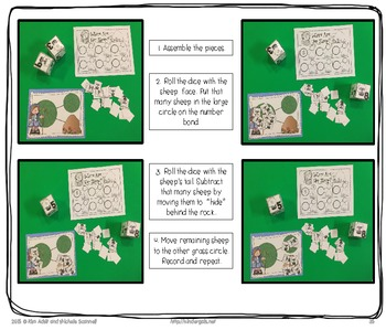 Small Group Math DI Easy as Pie, Unit 10 - Subtraction/Fluency-Adsit-Scannell