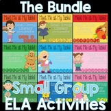 Small Group  Meet Me At My Table BUNDLE