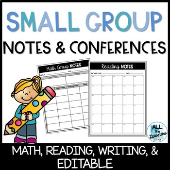 Small Group Notes & Conferencing