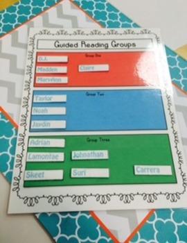Small Group Organization