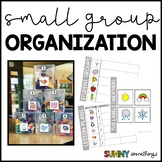 Small Group Organizers: Labels, Student Groups, and Lesson