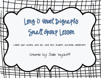 Small Group Plans: Long O Patterns