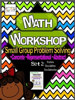Small Group Problem Solving: Set 2