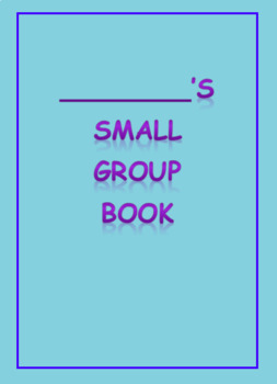 Small Group Reader