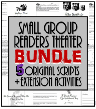 Small Group Readers Theater Bundle