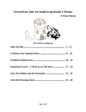 Twisted Fairy Tales for Small Group Reader's Theater