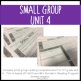Small Group Reading Comprehension {Unit 4}