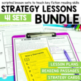 Small Group Reading Lessons for Fiction Skills - Bundle