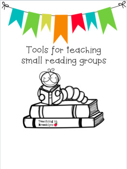 Small Group Reading Scaffolds | Reading Workshop Aligned