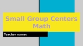 Small Group Powerpoint Math