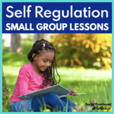 Emotional Regulation and Coping Strategies School Counseling Bundle
