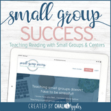 Small Group Success -  PD Course
