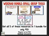 Small Group Tool Kit Bundle