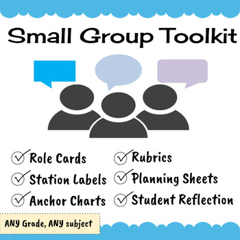 Small Group Toolkit