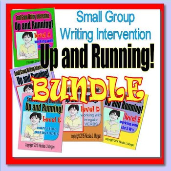 Small Group Writing Intervention; Up and Running, BUNDLE