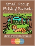 Small Group Writing Packets [Rainforest Animals]